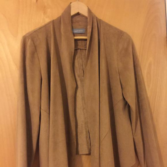 bagatelle Jackets & Blazers - Suede Bagatelle jacket